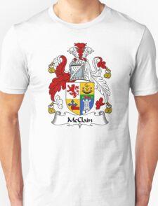 McClain Coat of Arms / McClain Family Crest T-Shirt