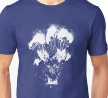 Blue-Eyes Ultimate Dragon 'White only' Unisex T-Shirt