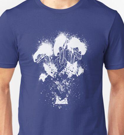 Blue-Eyes Ultimate Dragon 'White only' Unisex T-Shirt