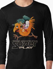 Super Play #26 Final Fantasy Long Sleeve T-Shirt