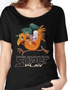 Super Play #26 Final Fantasy Women's Relaxed Fit T-Shirt