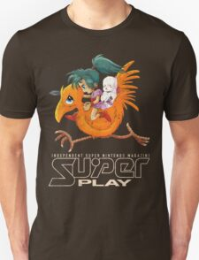 Super Play #26 Final Fantasy Unisex T-Shirt