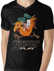 Super Play #26 Final Fantasy Mens V-Neck T-Shirt