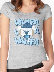 WAMPA WAMPA WAMPA!! Women's Fitted Scoop T-Shirt