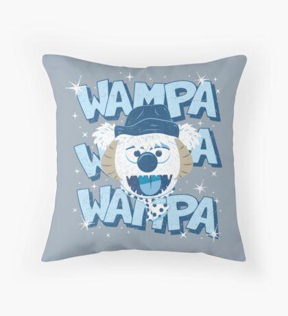WAMPA WAMPA WAMPA!! Throw Pillow