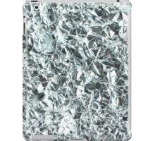 crumpled tin foil iPad Case/Skin