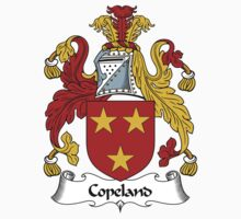 Copeland Coat of Arms / Copeland Family Crest by ScotlandForever
