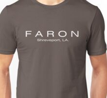 F A R O N as in Young. Unisex T-Shirt