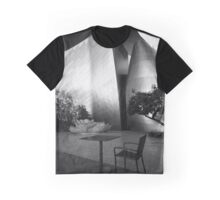 A seat in the sun - Los Angeles California USA Graphic T-Shirt
