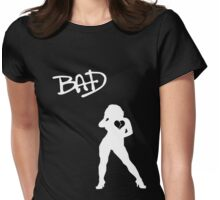 Bad Chick Womens Fitted T-Shirt
