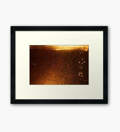 Beer? Framed Print