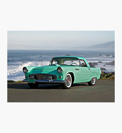 1956 Ford Thunderbird Photographic Print