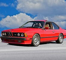 1982 BMW M6 E24 Sports Coupe I by DaveKoontz