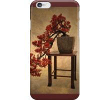 Bonsai Beauty iPhone Case/Skin