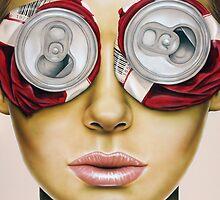 Beer Goggles by scottrohlfsart