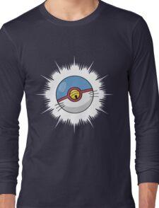 Pokeraemon Long Sleeve T-Shirt