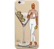 Ms Martini (Iphone) iPhone Case/Skin