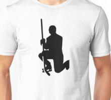 Hockey player winner champion Unisex T-Shirt