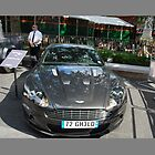"2006 Aston Martin DBS - James Bond in ""Casino Royale"" by santoshputhran"