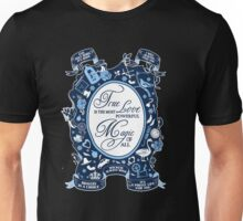 OUAT quotes. Once Upon A Time. Unisex T-Shirt