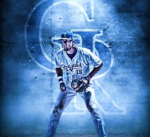 Guelph Royals: Josh Garton by Matthew Sharpe