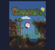 Terraria One Piece - Long Sleeve