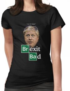 Boris - Brexit Bad Womens Fitted T-Shirt