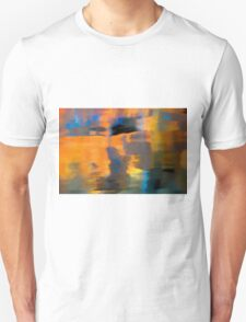 Color Abstraction LXXII Unisex T-Shirt