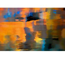 Color Abstraction LXXII Photographic Print