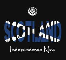 Scotland -- Independence Now by Samuel Sheats