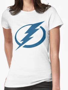Tampa Bay Lightning Womens Fitted T-Shirt