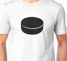 Hockey puck Unisex T-Shirt