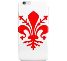 Florence Flag iPhone Case/Skin