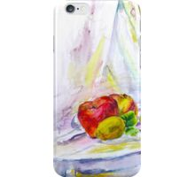 still life with apple iPhone Case/Skin