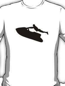 Jetski Boat T-Shirt