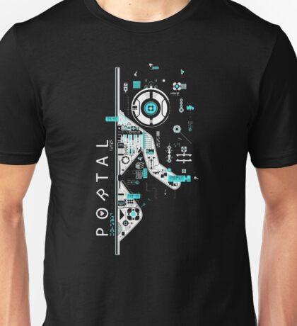 Portal Digital Unisex T-Shirt