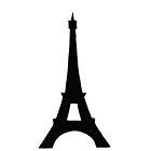 Eiffel Tower by BlackDevil