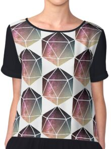 Galaxy of possibilities  Chiffon Top