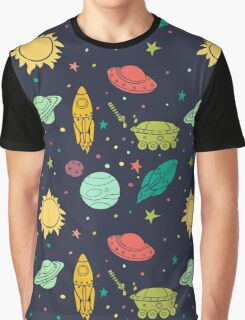 Space Graphic T-Shirt