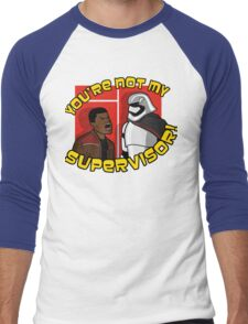 The Tunt Awakens Men's Baseball ¾ T-Shirt