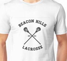 Beacon Hills Lacrosse Tshirt Unisex T-Shirt