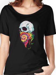 Skull Hipster Women's Relaxed Fit T-Shirt