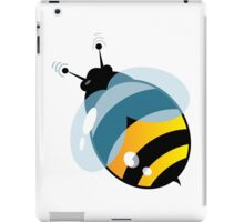 Cute ButterFly with signals iPad Case/Skin