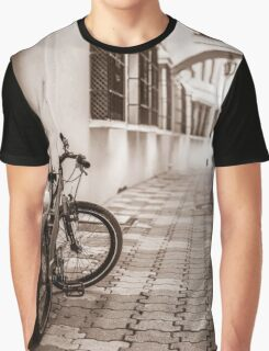 Down town - the old part Graphic T-Shirt