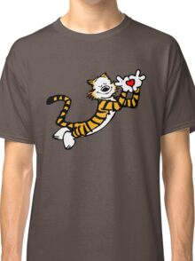 Hobbes With Love Classic T-Shirt