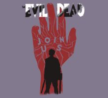 The Evil Dead Join Us by SasquatchBear