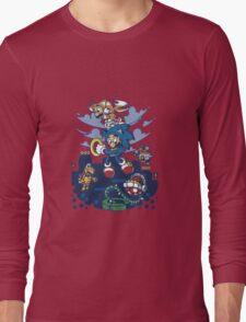 Super Sonic Bros T-Shirt