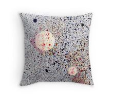 Constellation Drawing no. 3 Throw Pillow