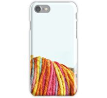 Yarn Rainbow iPhone Case/Skin