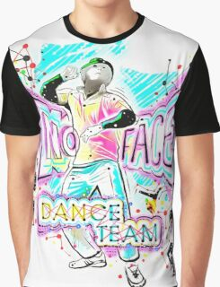 NO FACE Dance Team Graphic T-Shirt